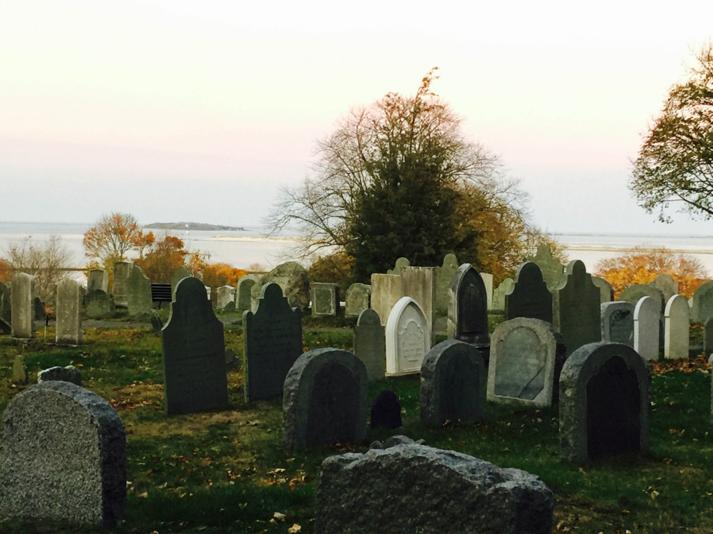 Burial Hill, Plymouth